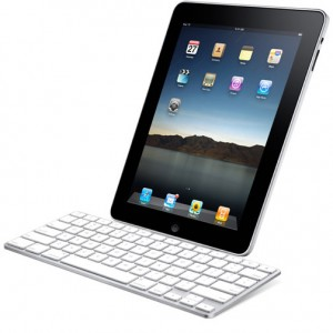 iPad avec clavier