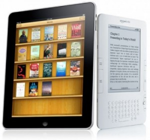 iPad ou Kindle ?