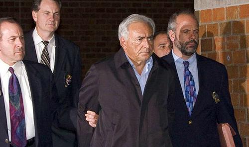 Les propos de Dominique Strauss-Kahn lors de son arrestation ...
