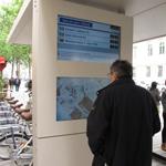 L'abribus du futur arrive gare de Lyon à Paris !