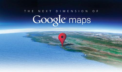 Google Street View évolue pour proposer des photos du passé