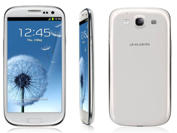 La Samsung Galaxy S3 : une belle machine toute en arrondis