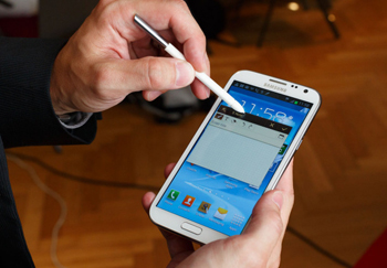 Le Samsung Galaxy Note 2 : smartphone ou tablette ?