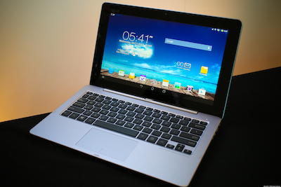 Asus Transformer Book Trio : la solution 3 en 1