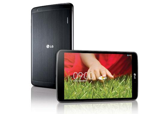 LG propose un produit très séduisant pour 2014 : le G Pad 8.3 se situe parmi les meilleures tablettes de l'année