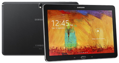 Le Samsung Galaxy Note 10.1, le challenger de l'iPad Air