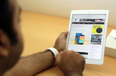 L'iPad Air est une réussite esthétique et de puissance !