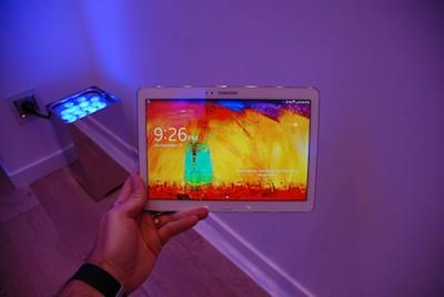 La Galaxy Note 10.1 édition 2014 est de loin la meilleure tablette de Samsung