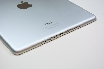 L'iPad Air devient stéréo, mais seulement sur un côté