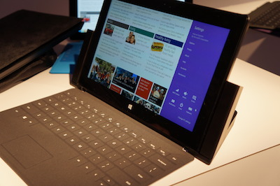 La Surface Pro 2 : le PC / tablette tout en 1 !