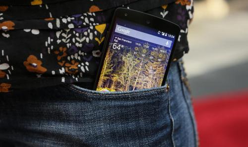 Google LG - Nexus 5