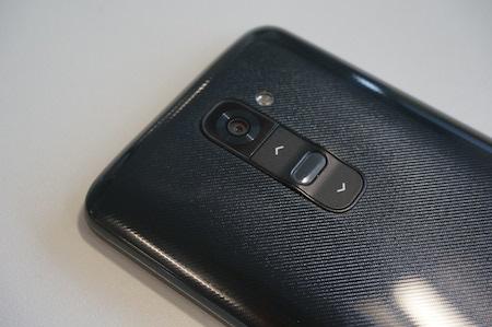LG G2 - dos de l'appareil