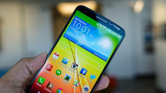 L'écran du LG G3 est sans aucun doute l'un des meilleurs de marché !