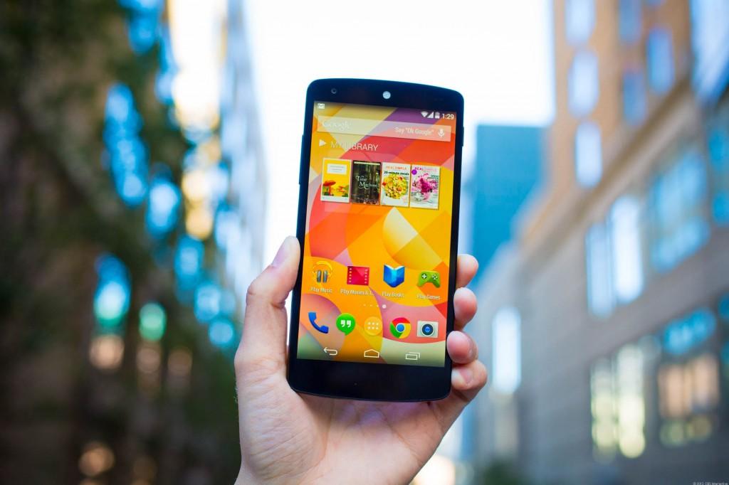 Le Nexus 5, un excellent rapport qualité / prix
