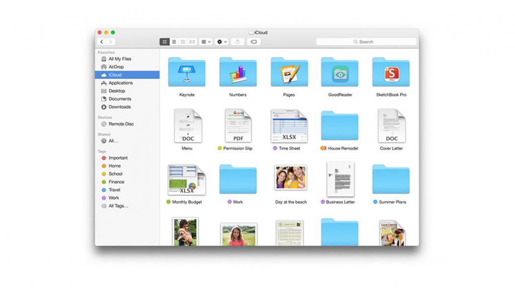 iCloud Drive, le Dropbox d'Apple