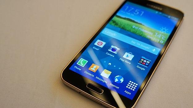 Le design Samsung Galaxy S5 quasi identique à son prédécesseur