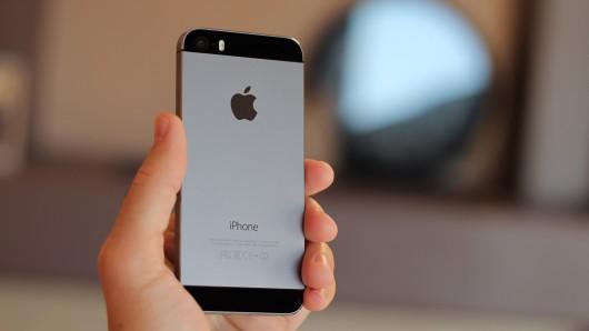 La finition de l'iPhone 5S est parfaite