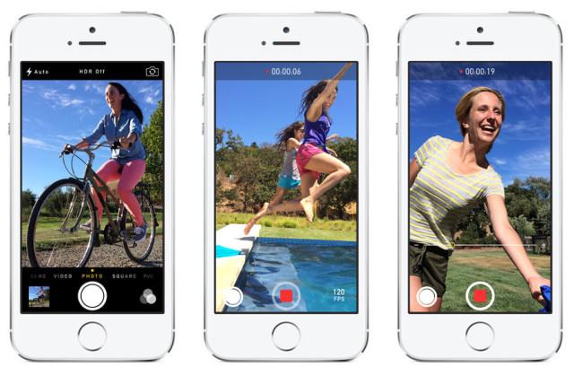 L'écran Retina de l'iPhone 5S, sans être Full HD, reste séduisant
