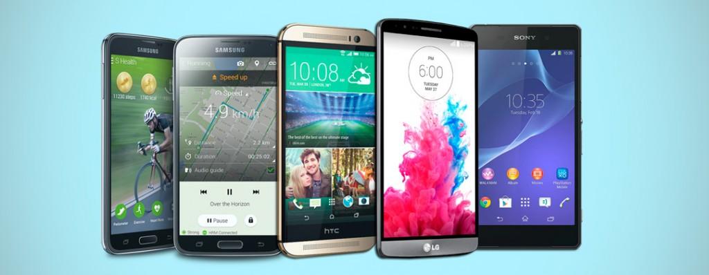smartphones 2014