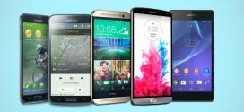 Les meilleurs smartphones du second semestre 2014