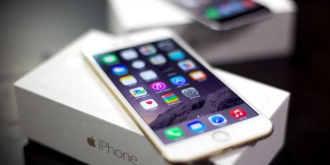 Apple : 10 millions d'iPhone 6 vendus en 48 heures !