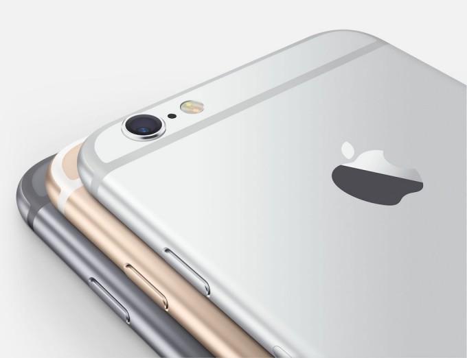 L'iPhone 6 est proposé en 3 couleurs et reprend le design de l'iPad Mini