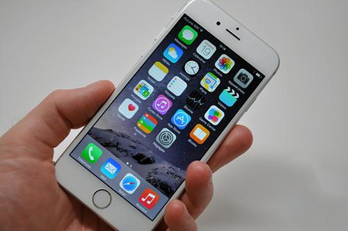 L'iPhone 6 brille par sa puissance, son design et sa légèreté