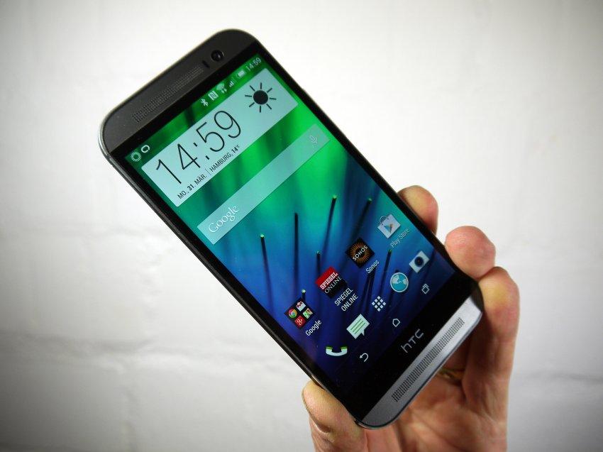 Le HTC One M8 est le smartphone idéal pour une utilisation multimédia