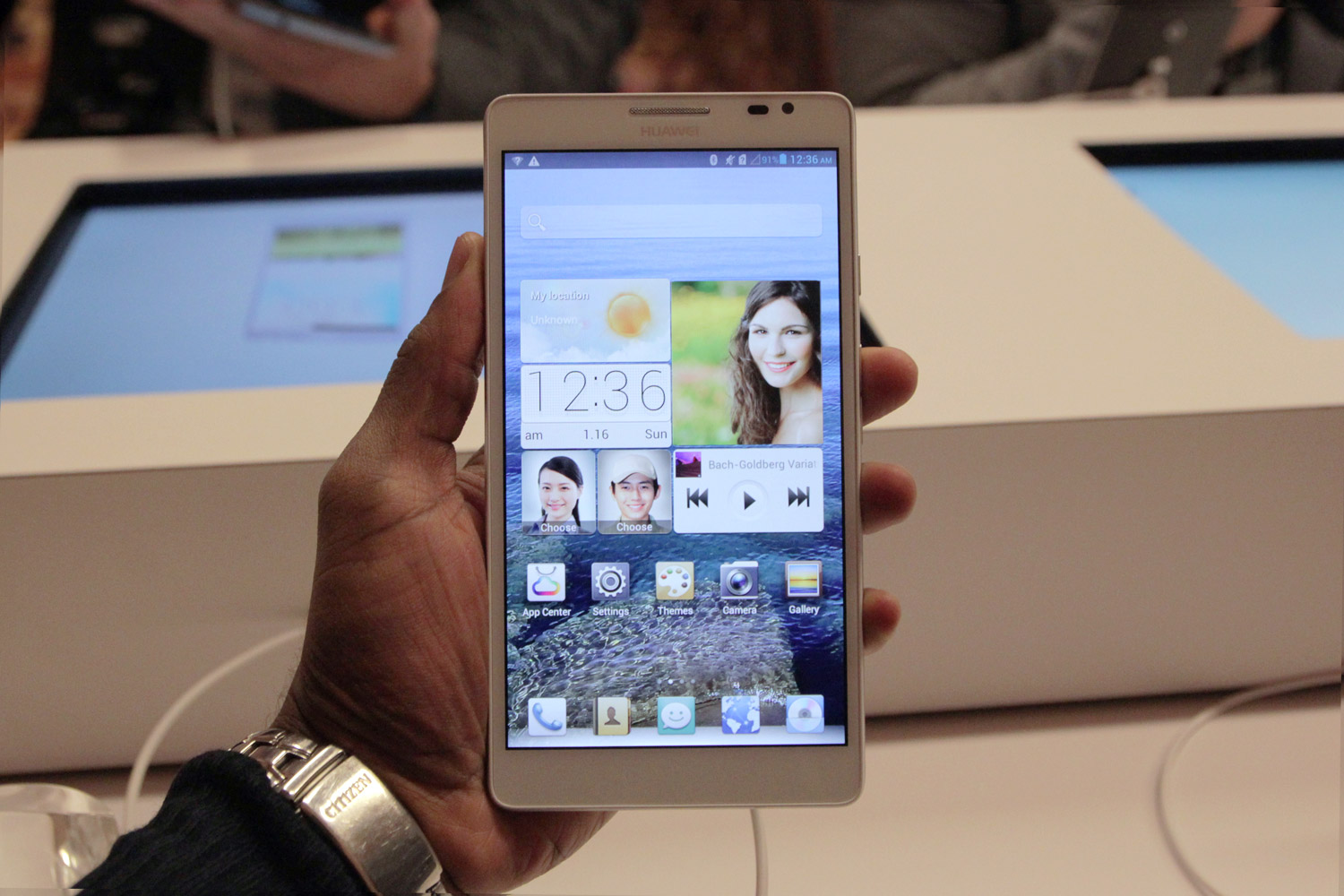 Huawei frappe fort avec son smartphone