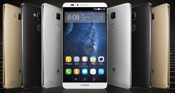 Huawei talonne les leaders du secteur avec un smartphone de toute beauté