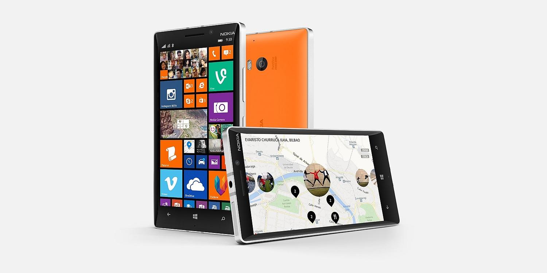Le Lumia 930 est le chef de file de Nokia