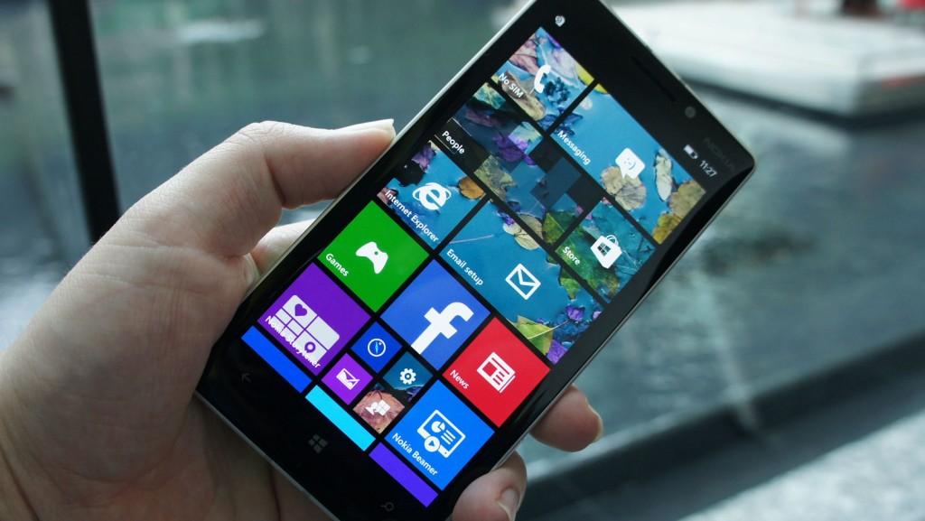 Le Nokia Lumia 930 est une belle alternative aux smartphones sous iOS et Android