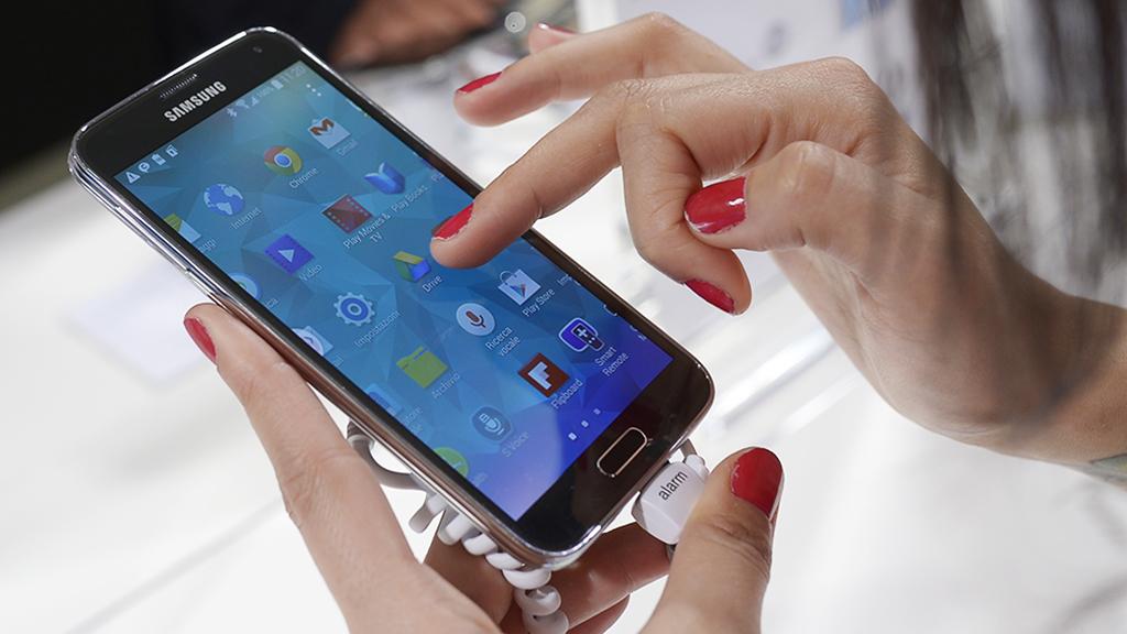 Samsung met en avant l'innovation avec le Galaxy S5