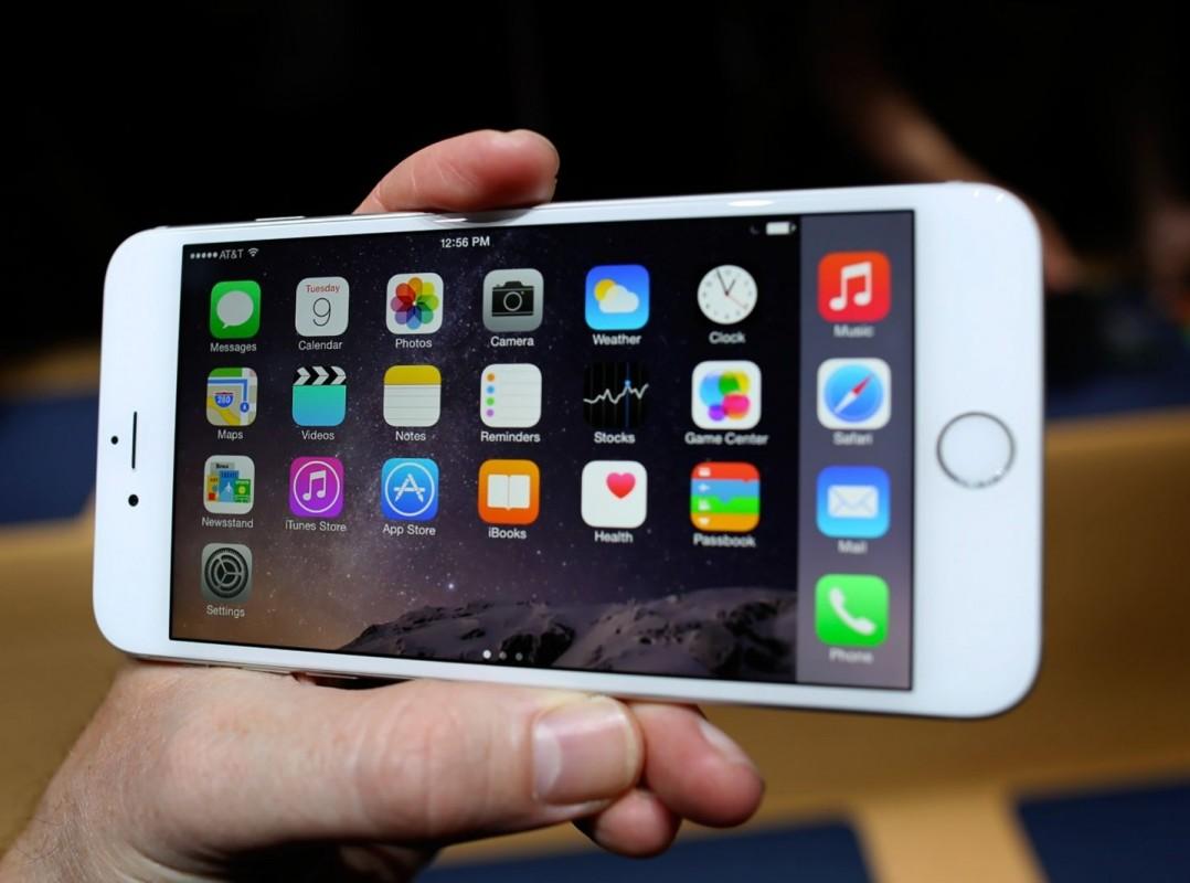 L'iPhone 6 Plus est grand, très grand