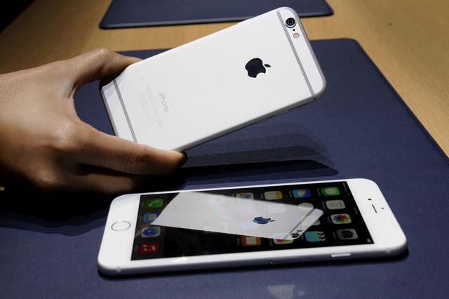 Le design de l'iPhone 6 Plus reprend celui de l'iPad Mini