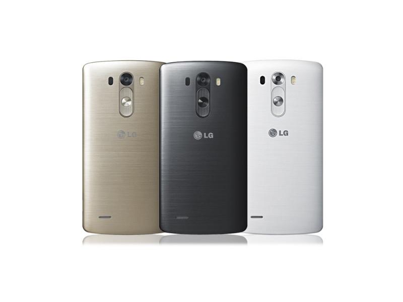 Le LG G3 se démarque également par son ergonomie