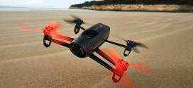 Devenez un oiseau avec le Bebop Drone de Parrot
