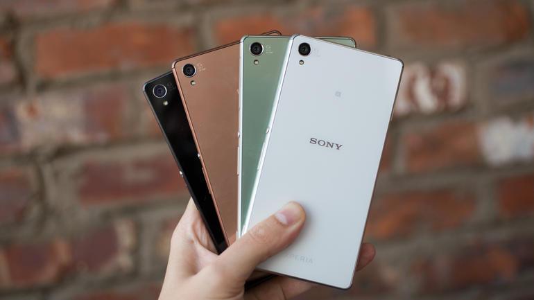 Sony privilégie le verre comme pouvait le faire Apple avec son iPhone 4