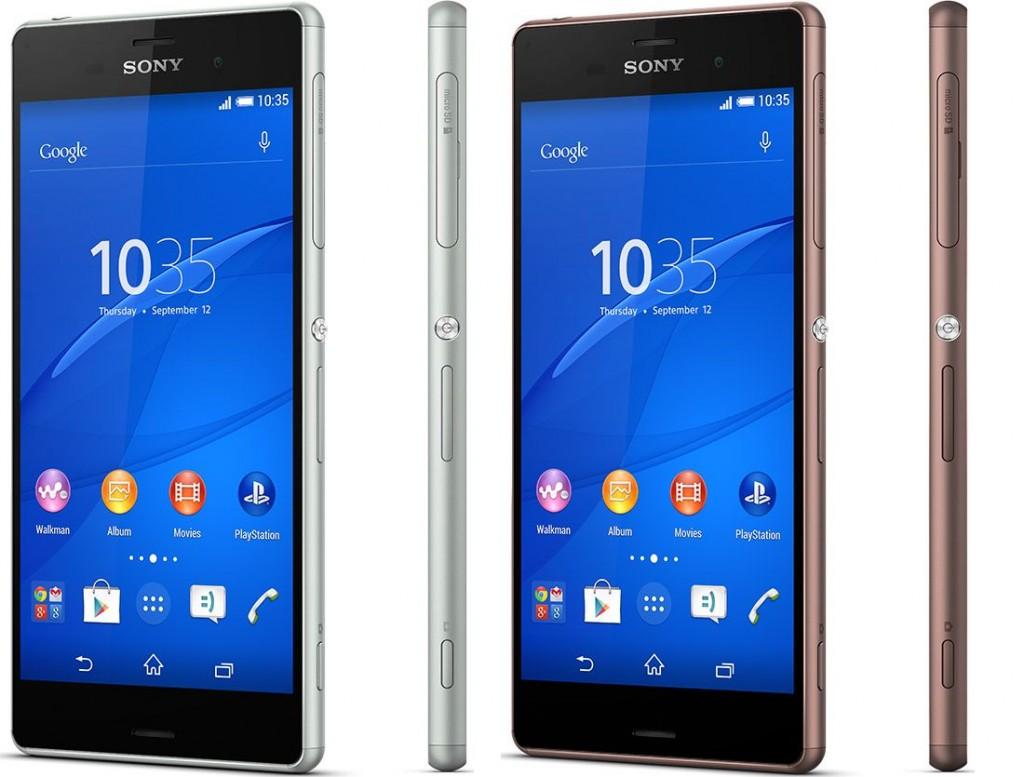 Sony prouve son savoir-faire dans le secteur des smartphones avec le Xperia Z3