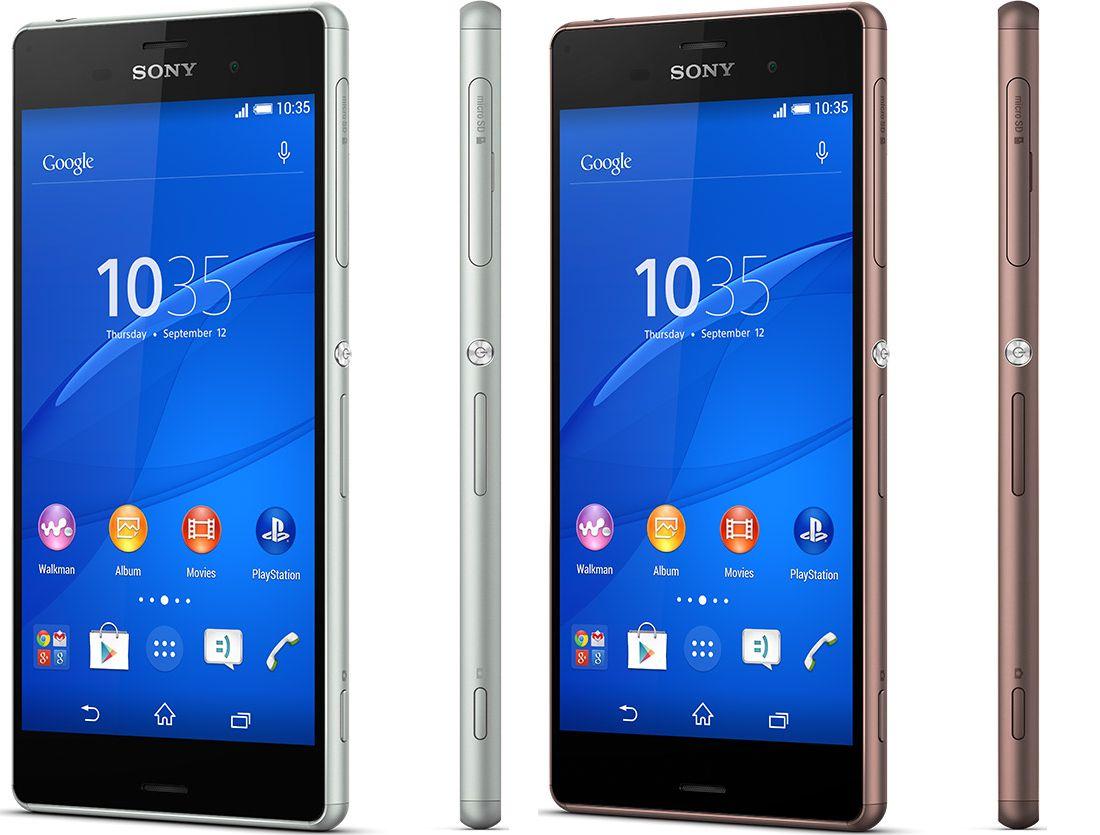 Sony prouve son savoir-faire dans le secteur des smartphones