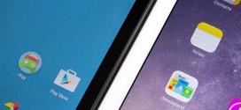 Les meilleures tablettes de l'année 2015 : 9 à 11 pouces