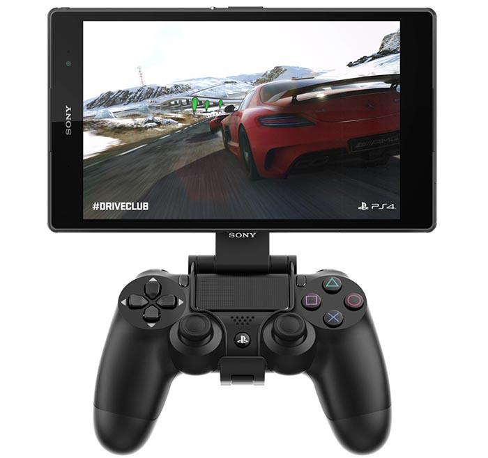 Il est possible de jouer à sa PS4 sur la Xperia Z3 Tablet