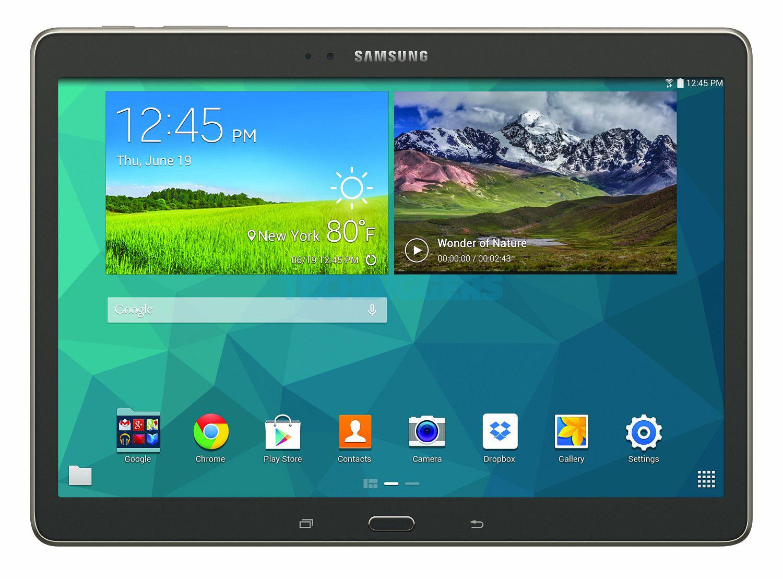 La Samsung Galaxy Tab S 10.5 figure logiquement dans le top 5 des meilleures tablettes de 2015