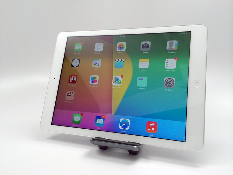 Un an après sa sortie, l'iPad Air 1 reste dans la tendance du moment !