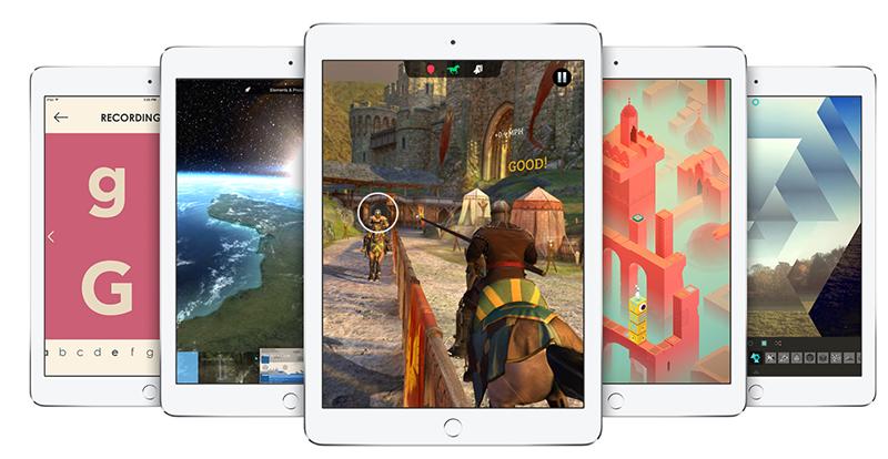 L'iPad Air 2 est un monstre de puissance !