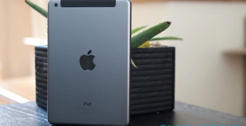 La finition de l'iPad Mini 2 est un exemple à suivre pour les concurrents
