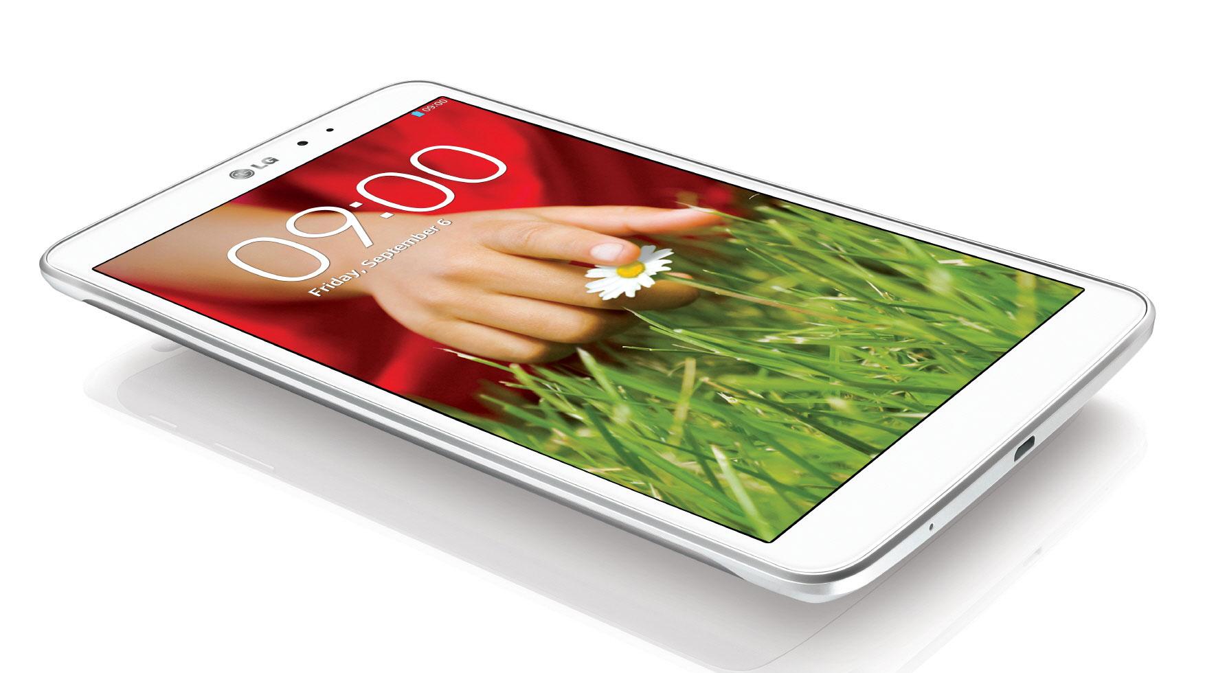 LG joue dans la cour des grands avec son LG G Pad 8.3