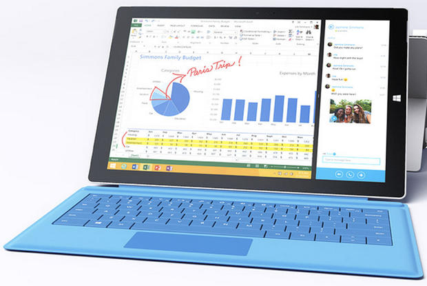 La Surface Pro 3 est un bon mixte entre la tablette et l'Ultrabook