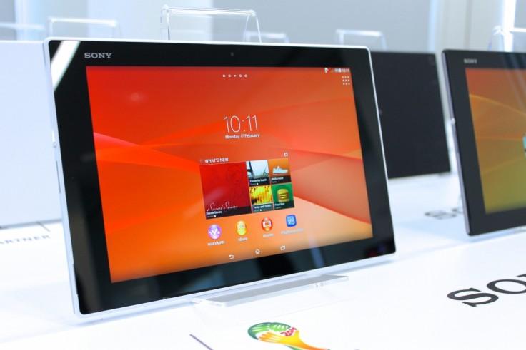 Les atouts du Sony Xperia Z2 Tablet : l'étanchéité et la qualité de la dalle