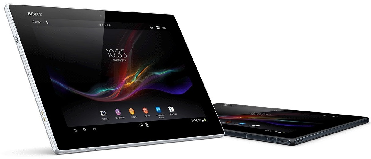 La Sony Xperia Z2 Tablet est une belle alternative à l'iPad